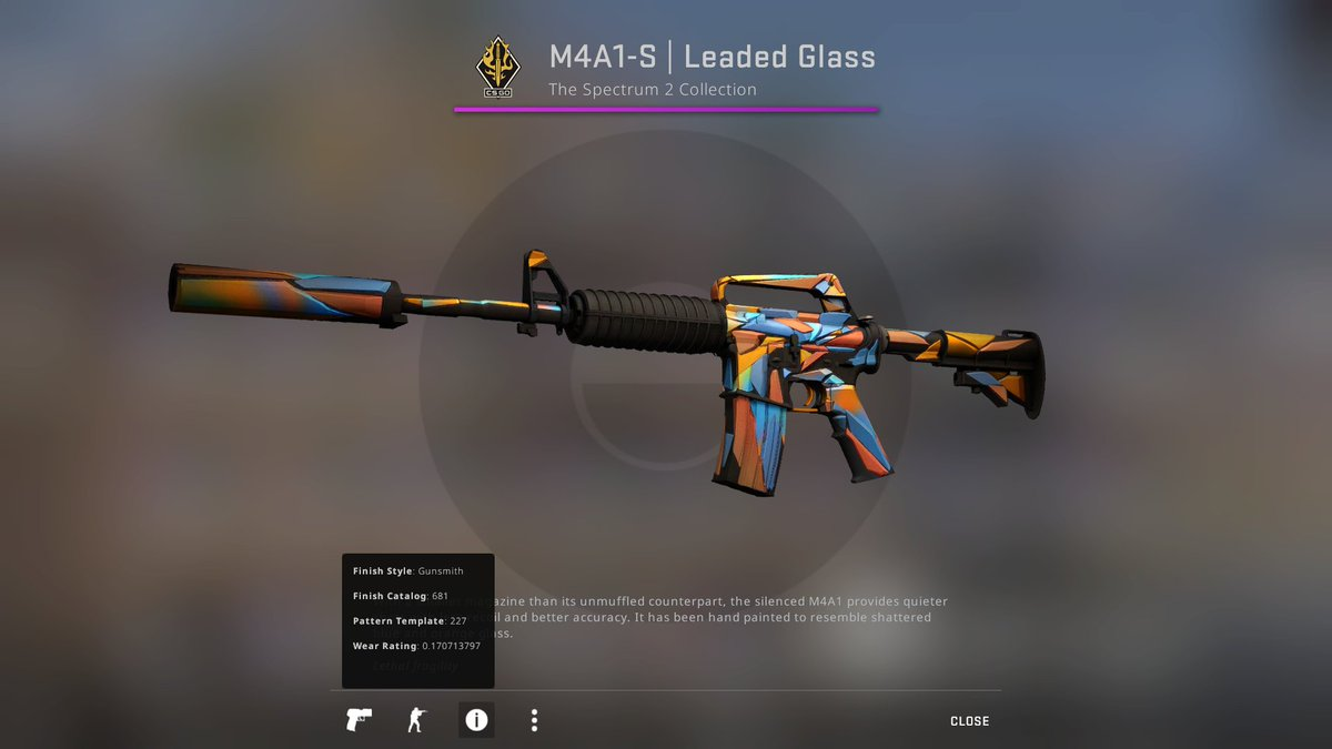 """Colonel Bull on Twitter: """"Giving away M4A1-S 