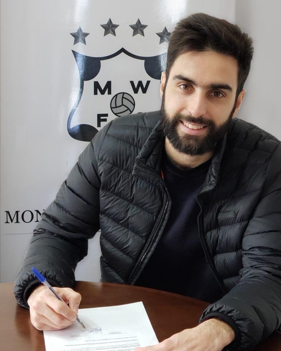 Rodrigo Pastorini extendió el préstamo en Wanderers hasta diciembre de este año. Felicitaciones @rodri_pastorini! 🏳️🏴