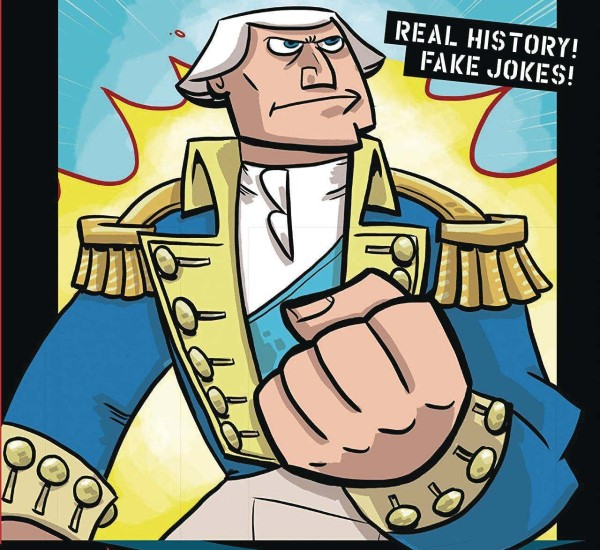 This Week's Comics: Let's Get Historical | Good Comics for Kids ow.ly/G2BU50AlJYN
