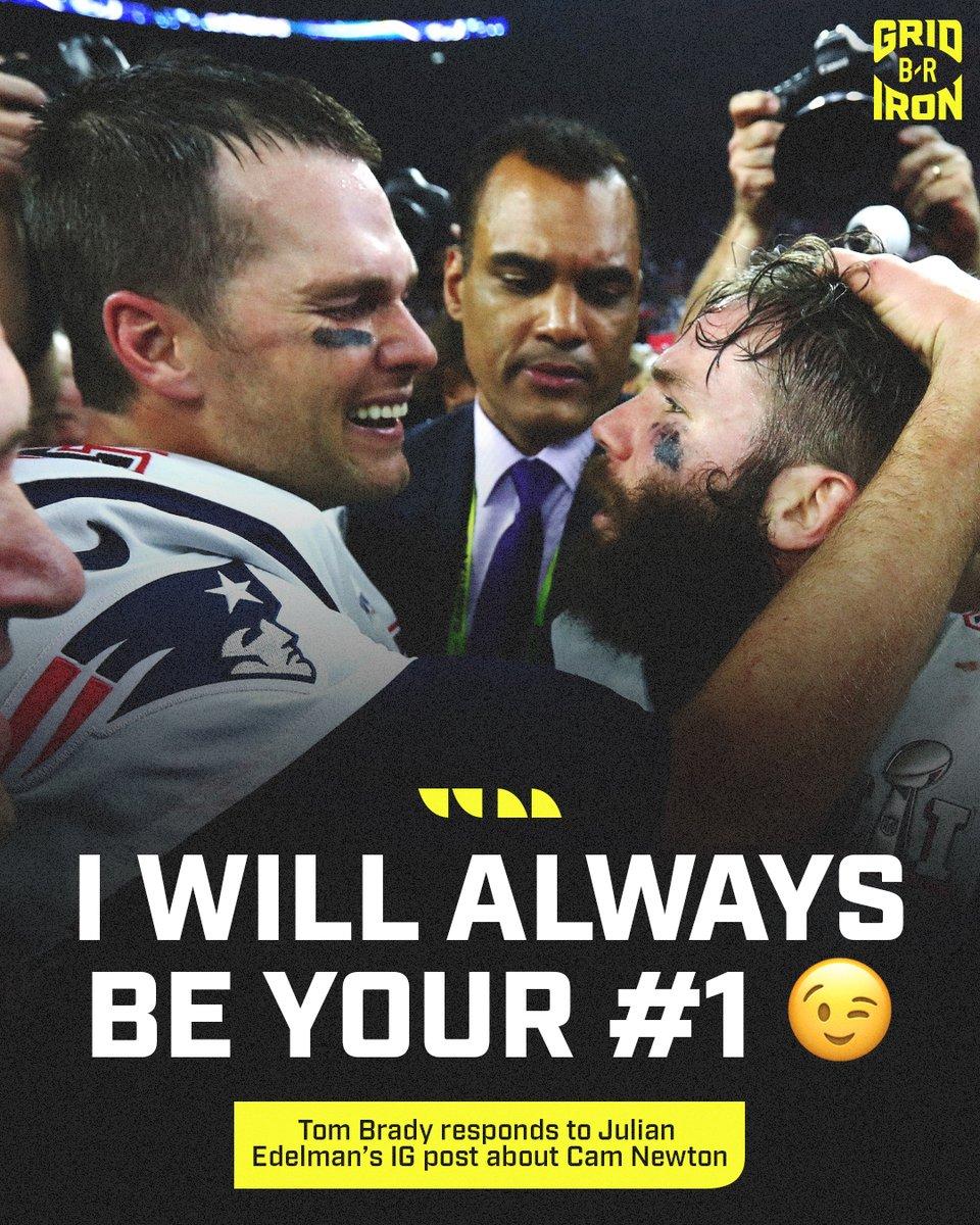 Brady got jokes 😂@brgridiron