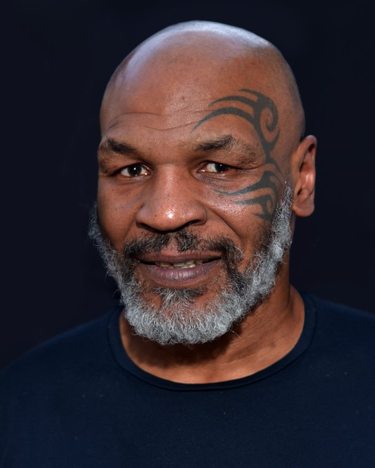 Happy 54th Birthday to former professional boxer, Mike Tyson!