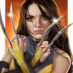 Image for the Tweet beginning: X-23 is the 25th of