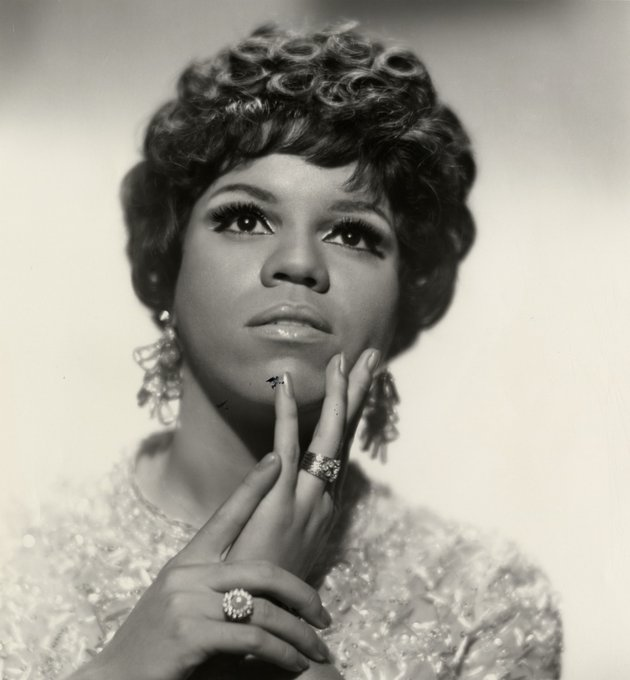 Happy birthday Florence Ballard of The Supremes!