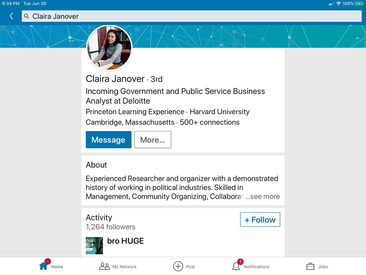 @Bubblebathgirl She says she's going to be working at Deloitte. @Deloitte @DeloitteUS should rethink hiring a violent person.   Be a shame if this got retweeted https://t.co/c2xzkJ4zaF