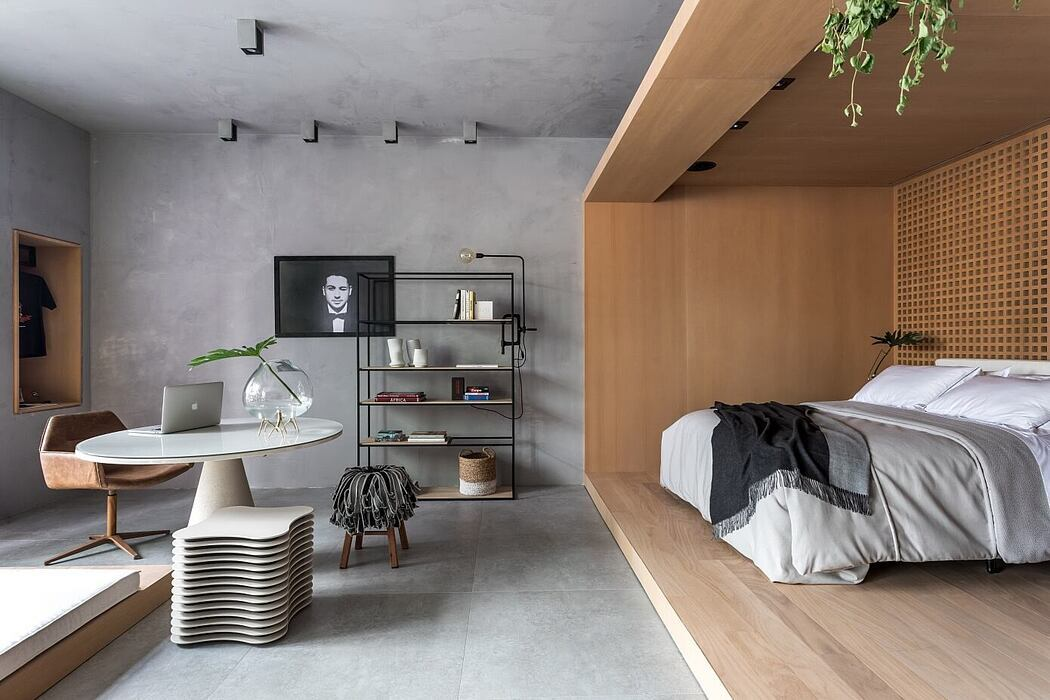 Loft on Life by Crippa e Assis Arquitetura https://homeadore.com/2020/06/29/loft-on-life-by-crippa-e-assis-arquitetura/…  #interior #interiors #interiordesign #decor,pic.twitter.com/Pc2HIcnWVC