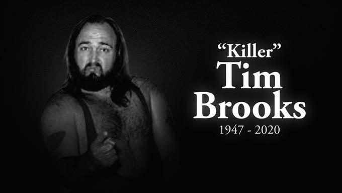 """Killer"" Tim Brooks Passes Away at 72"