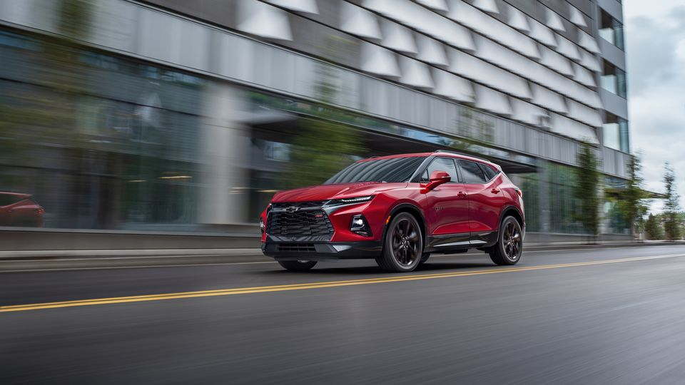 Be sure to check out the #ChevyBlazer for all your adventures through the cities! Browse our inventory here: https://t.co/B5bIEZpdBs https://t.co/vygIGK74Da
