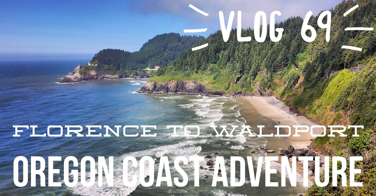 New Video Day 1... As we continue driving north on Highway 101, we stopped at almost every possible pullover for the beautiful scenery of beaches, bridges, lighthouses, and more...   http://www.lifetripped.com   #Florence #Waldport #Oregon #OregonCoast #lighthouse #sealions #beachespic.twitter.com/Su12Vu4ZJG  by Life! Tripped