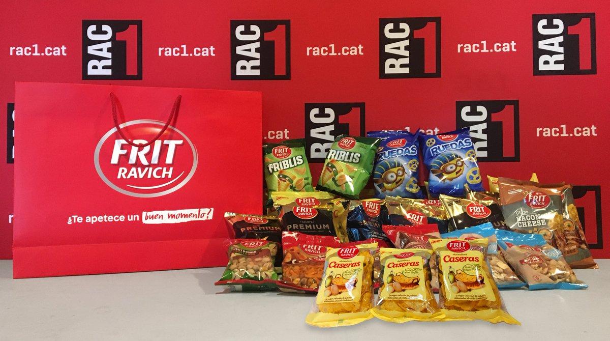 #frac1   🎁 El guanyador del lot de productes @frit_ravich és @xavicantos65!   Gràcies a tots per ser-hi i participar. https://t.co/63CyH66G2T