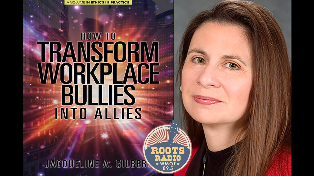 """Is YOUR #business breeding #workplacebullies ? Don't miss #MTSU On the Record"""" on @WMOT_RootsRadio TONIGHT, 6/30, @ 9:30 CDT, when an @MTSU_Business #management professor explains how to put more #civility in your culture! https://t.co/czkmcTI6CF https://t.co/z0jfvsxfY2"""