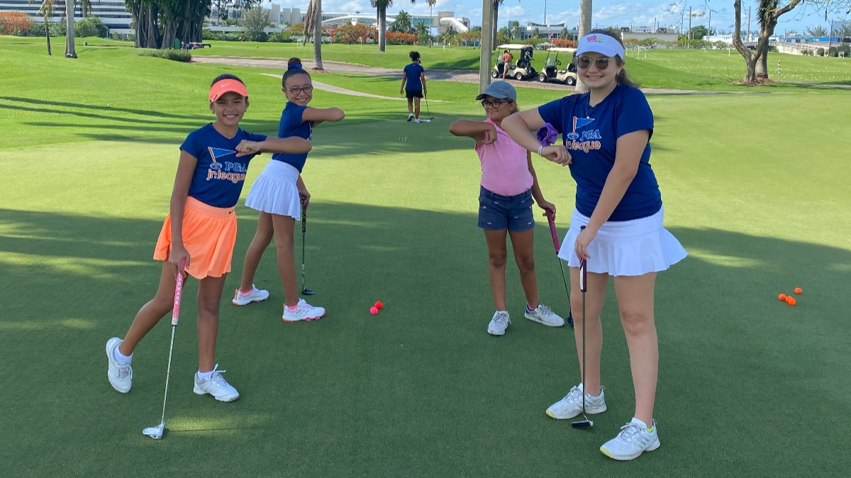 Check out the latest updates from PGA Jr. League HQ in this months 💬Team Talk: bit.ly/38dg6iA