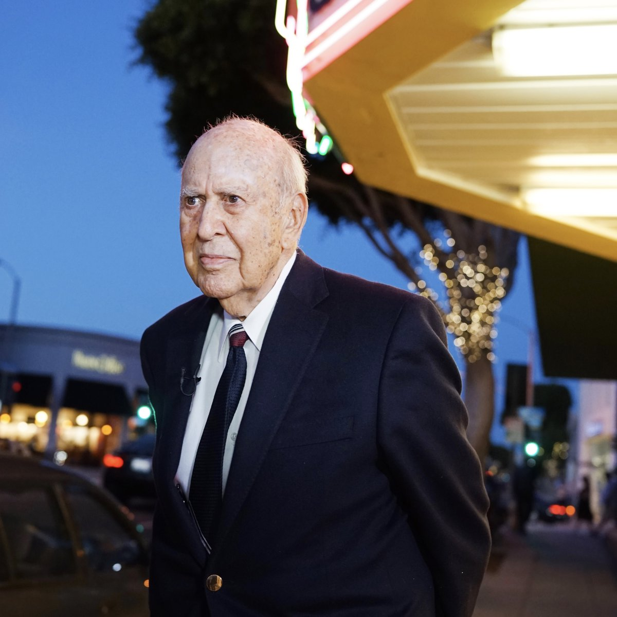 We are deeply saddened by the loss of Carl Reiner, whose prolific seven-decade career helped define comedy as we know it.