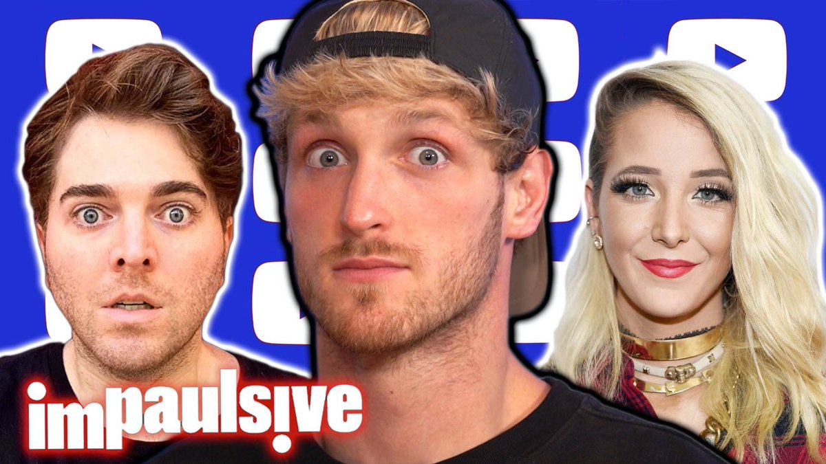 new IMPAULSIVE podcast shane dawson cancelled, jenna marbles quits youtube 🤯  watch or get cancelled   https://t.co/iR400fHaO2 https://t.co/jjcHjmpjjr