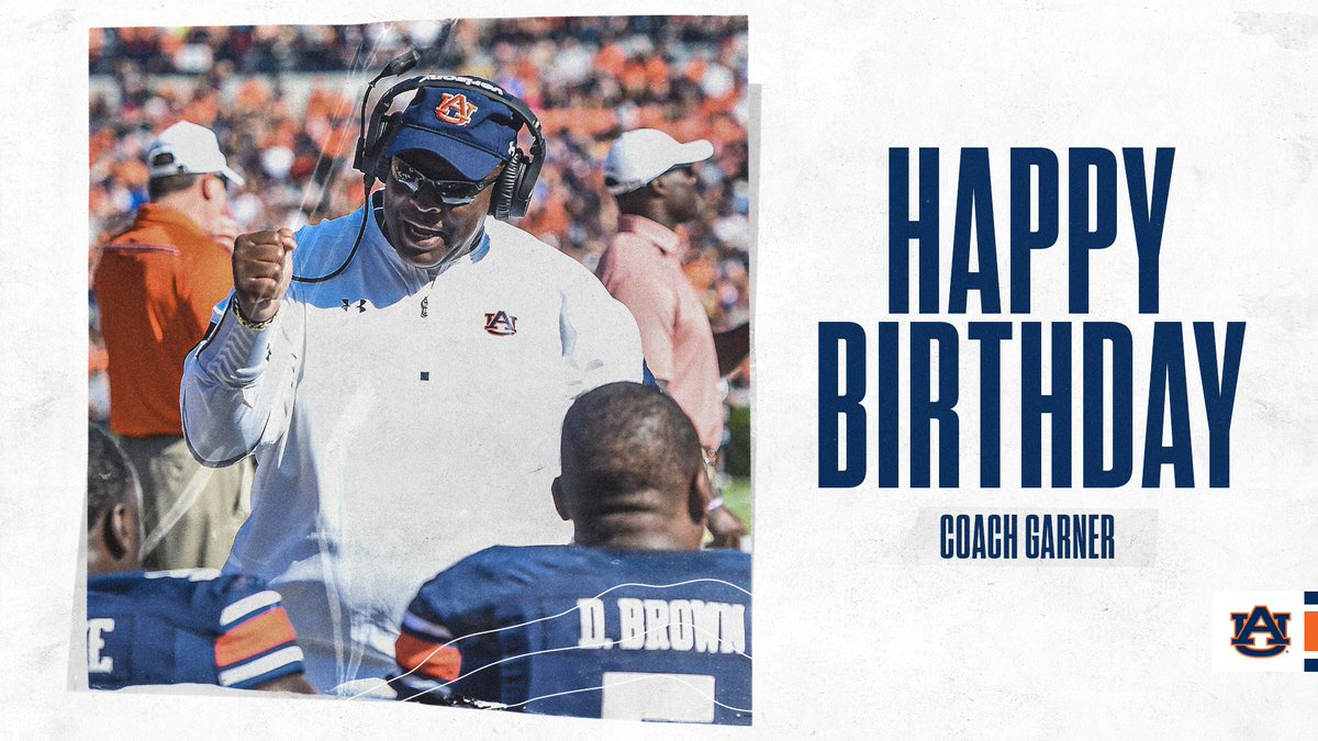 Wishing the one and only @coachg76 a very Happy Birthday today! 🎉