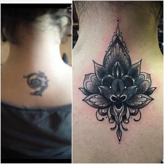 Se arrependeu da sua tattoo baratinha? Não precisa apagar, é só cobrir com um tatuador mais talentoso https://t.co/cE8UpEZFU1