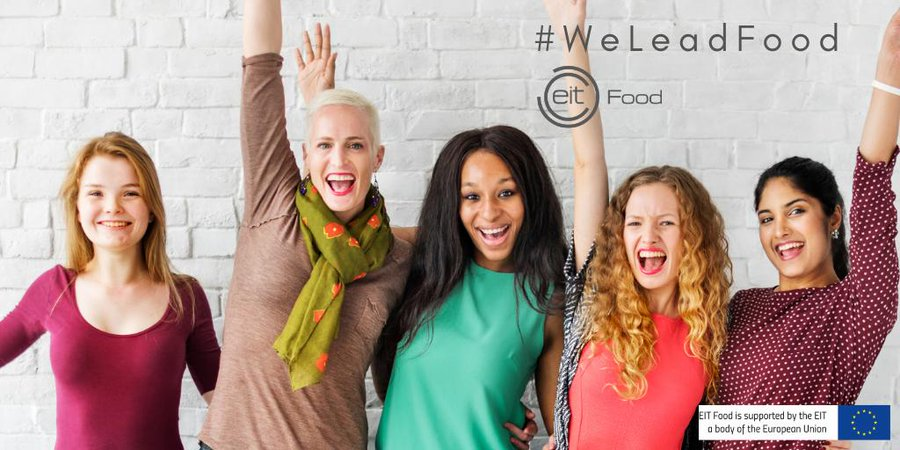 Only 7 days left to apply for the WE Lead Food Online Programme. If you are a woman in the food sector do not miss out on this amazing opportunity. Apply today! #weleadfood 2020 Deadline 7 July bit.ly/34DTjKs @EITFood @valuesdoc @imdeaalimenta @EUFIC #aufood #food