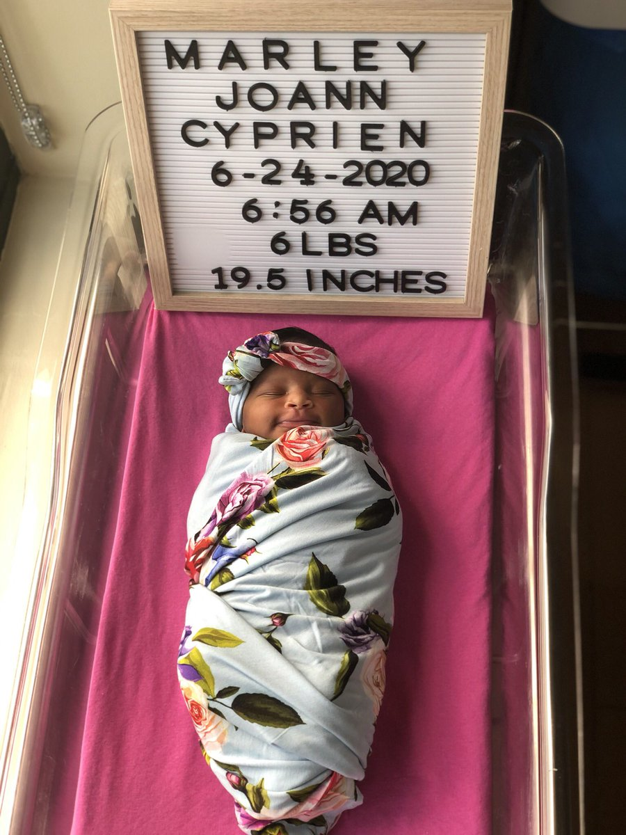 Everyone who said Fatherhood is the best job on the planet DID NOT LIE!!   #GirlDad pic.twitter.com/8bCAODDJ5H  by Mike Cyprien