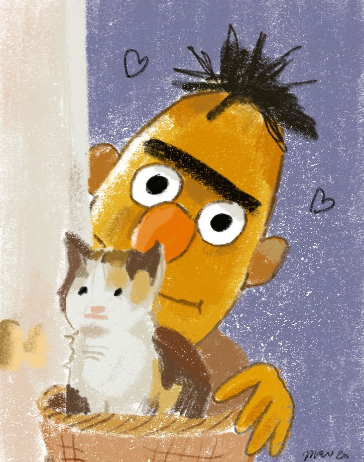 my favorite genre of photography is muppets with kittens <br>http://pic.twitter.com/PGty5WHedE