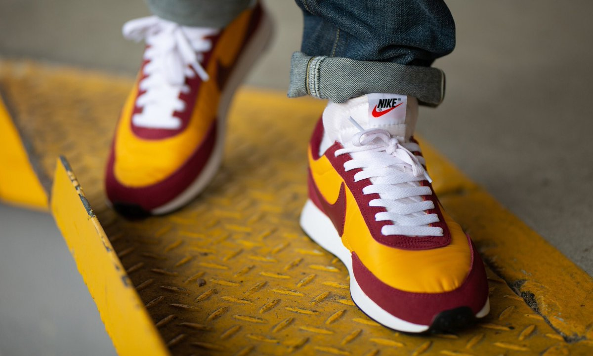 "Ad: You have just over 30mins to pick up the Nike Air Tailwind '79 'USC' for ONLY £51.16!  Code ""LOCKDOWNLIFT"" here => https://t.co/mYDKMDBGeM  UK5.5-13 (RRP£79.95) https://t.co/WJccaoGmwY"