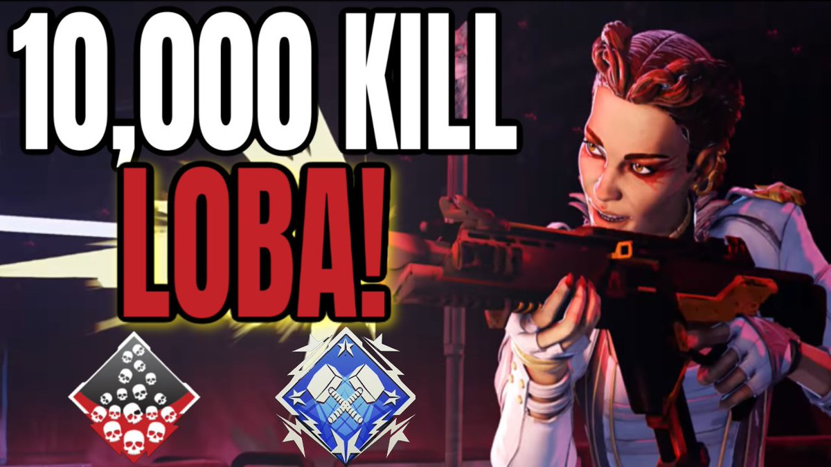 Dropping today at 6pm est. Loba 10,000 kill Montage!  http://youtube.com/dmaqdagreat   #apexplays #apexlegendsplays #xboxgaming #apexpartner #twitchgamer #apexlegendsfunny #shroud #apexlegendsclips #xboxclips #apexlegendsmeme #apexlegendsedit #epicgaming #apexbattleroyale #twitchstreamerpic.twitter.com/5GU4gFMYgP
