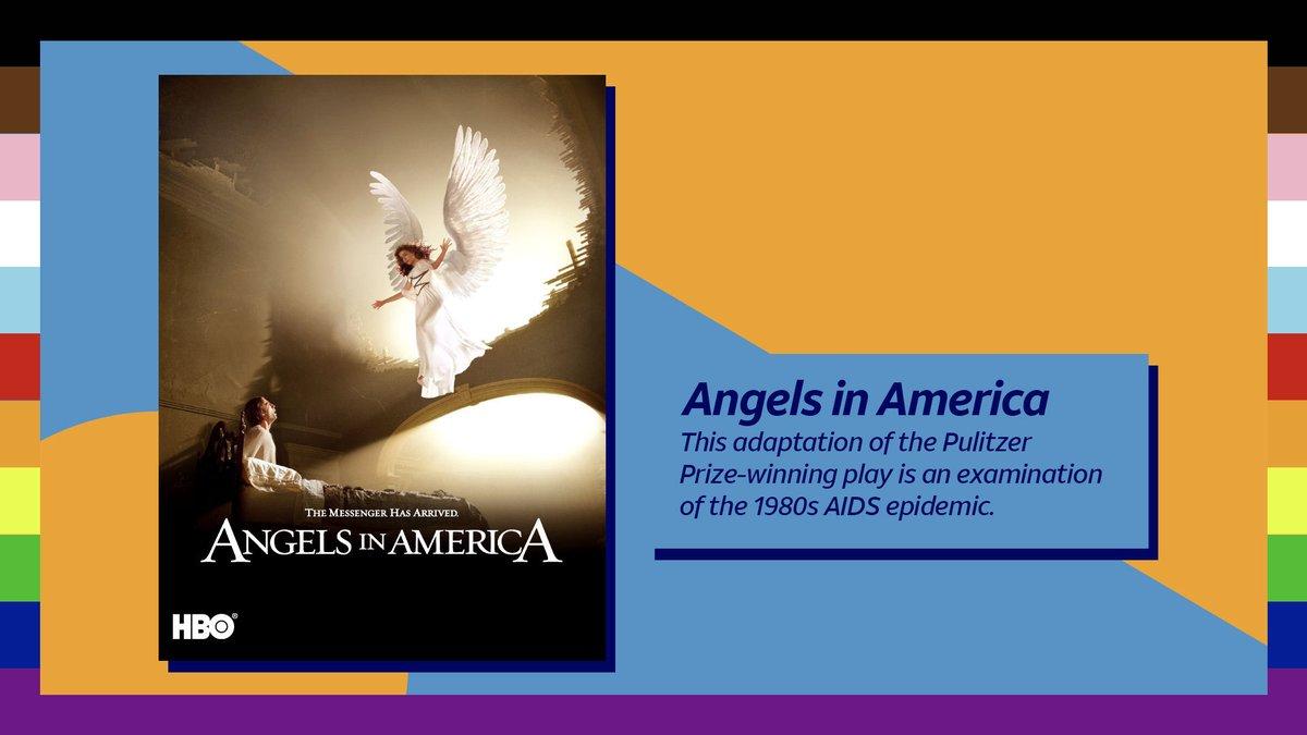 Stream Angels in America (2003) via HBO on HBO Max. https://t.co/Sk0b66Vq4K