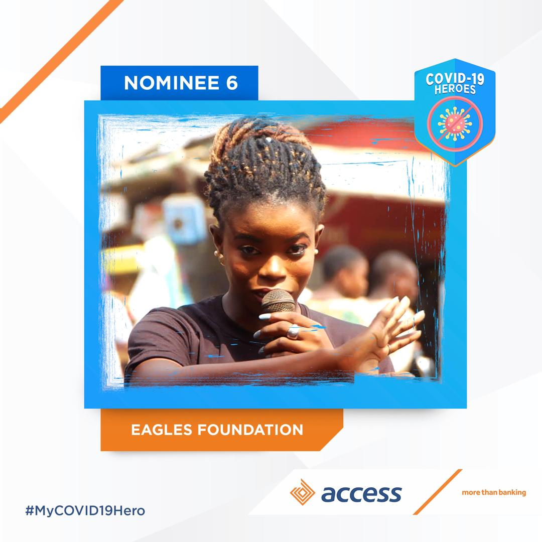 Congratulations @eagles_ffh you have been nominated as a #MyCovid19hero by @usmanomolara3 To become a finalist, you need support from your family and friends. Have them like this post to become one of our top 3 heroes.   Voting Closes Saturday, 4th of July. Goodluck 💪 https://t.co/yLSyNhokfF