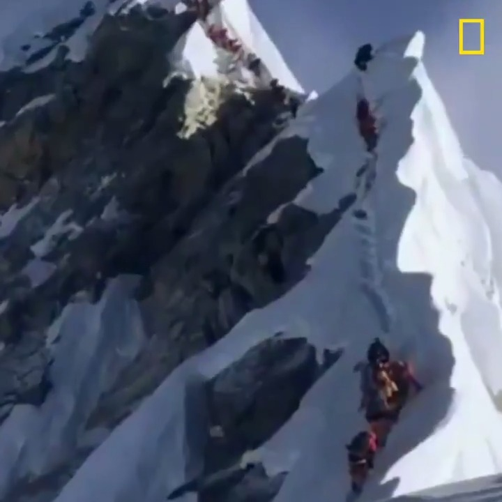 During one of Everest's most embattled climbing seasons, Lost on Everest follows an intrepid expedition to uncover the mystery behind Everest pioneer Sandy Irvine's disappearance. https://t.co/htNkOoeSld