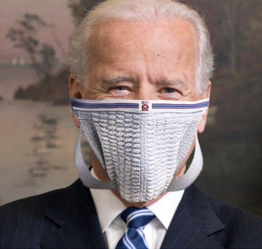 Biden is a JOKE......... on the Democrats.