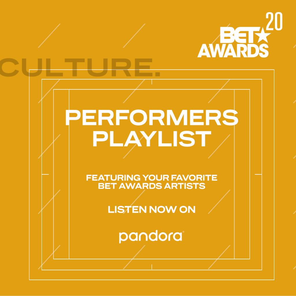 Enjoyed the #BETAwards performances? Check out this special playlist provided by @pandoramusic  https://t.co/TNuTTnB5dl https://t.co/jhYxUPJiBh