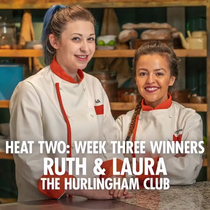 Image for the Tweet beginning: Congratulations to Ruth and Laura