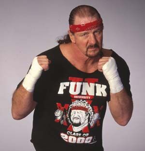 Happy Birthday goes out to this Hardcore Legend Terry Funk