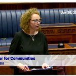Image for the Tweet beginning: .@CommunitiesNI Minister @CaralNiChuilin has secured