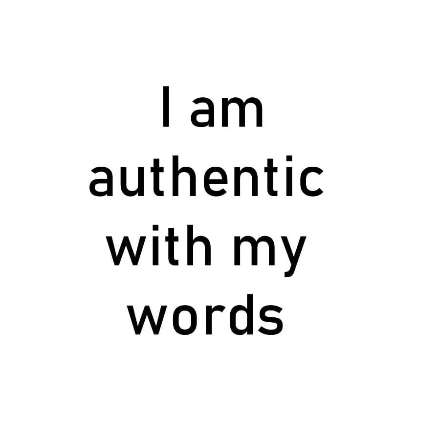 I am authentic with my words . . . . . #vidyasury #affirmations #tuesdaythoughts #dailyaffirmations #positivevibes #mindfulness #selflove #selfcare #personaldevelopment #instadaily #collectingsmiles https://t.co/WksHTKhCaH https://t.co/UPCfUTNXn2