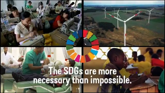 """""""The #SDGs are more necessary than impossible"""". Let's work together to #RecoverBetter from the #COVID pandemic & it's socioeconomic impacts. Find out what's at stake at @UN hosted High-level Political Forum on the #2030Agenda for Sustainable Development."""