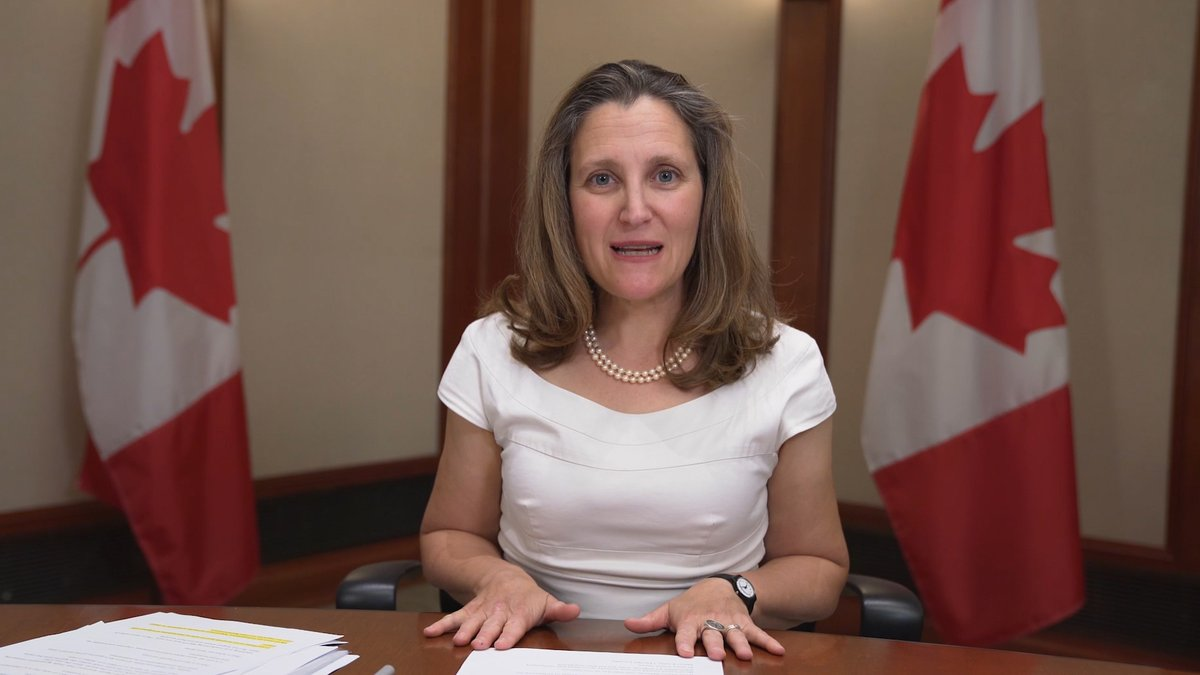 The new #NAFTA is good for Canada and good for Canadian workers.   To Canadians from across the country who provided valuable input in the negotiations: thank you, this accomplishment belongs to you. https://t.co/lx6mDvKeFe