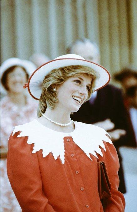 Happy Birthday to the Late Princess, Diana