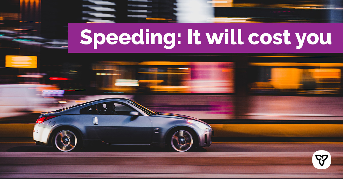 As we head into Canada Day, remember to respect all posted speed limits and be aware of your surroundings, including other road users. #SlowDown https://t.co/FYVSqYCL1c