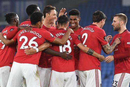 Chấm điểm trận Brighton 0-3 Man Utd: Bruno và Greenwood tỏa sáng
