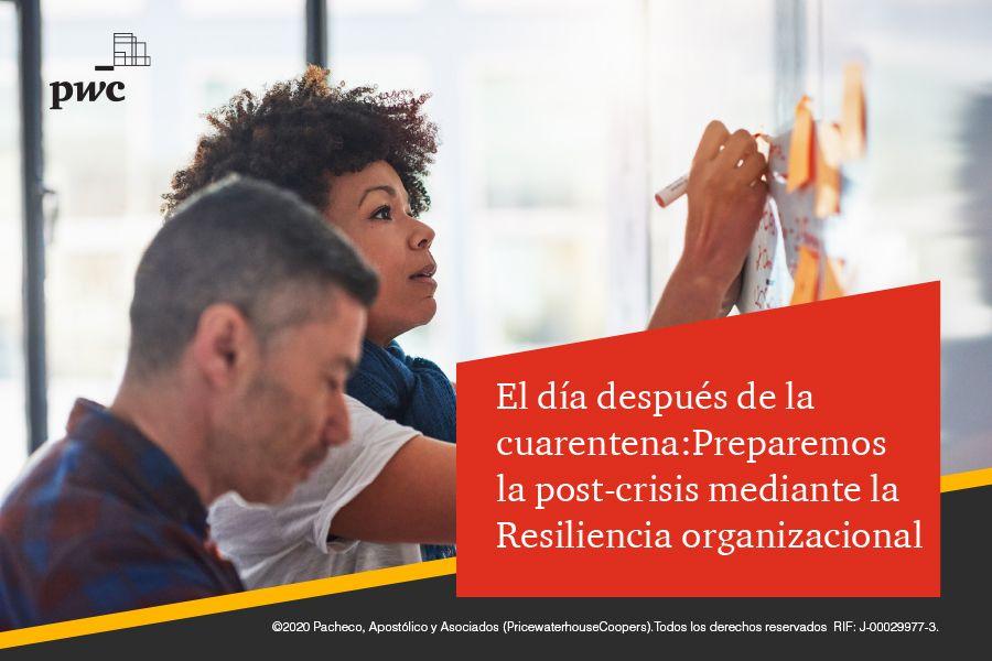 """Le presentamos la mejor información previa al #PwCVenezuelaProgramaGerencial - Módulo 7 en nuestra Nota técnica: """"El día después de la cuarentena""""   👉 https://t.co/SYAr6l2VjH  #Empresas #Estrategia #Liderazgo  #PwCVenezuela85años #NewSkills https://t.co/7bGo5dDtd6"""