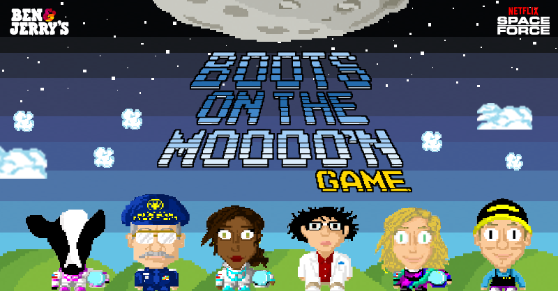 Week 1 has wrapped! Stay tuned for winner announcements! Week 2 has kicked-off, so play the Boots On The Moooo'n arcade game for your chance to win a limited-edition prize pack! Play now: https://t.co/UJ8b11PZd6.  Rules. https://t.co/PUrpTdjbCH