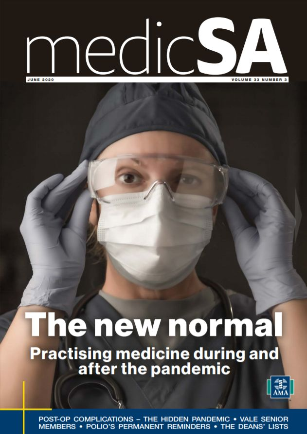 🎉 Thanks to the late Brett Howard (past Polio SA President) & the Polio SA Committee, an article on Late Effects of Polio (pg. 42) was published in MedicSA yesterday. The article is a great opportunity to reach GPs & others in medicine in South Australia. https://t.co/m5K8iG4riv