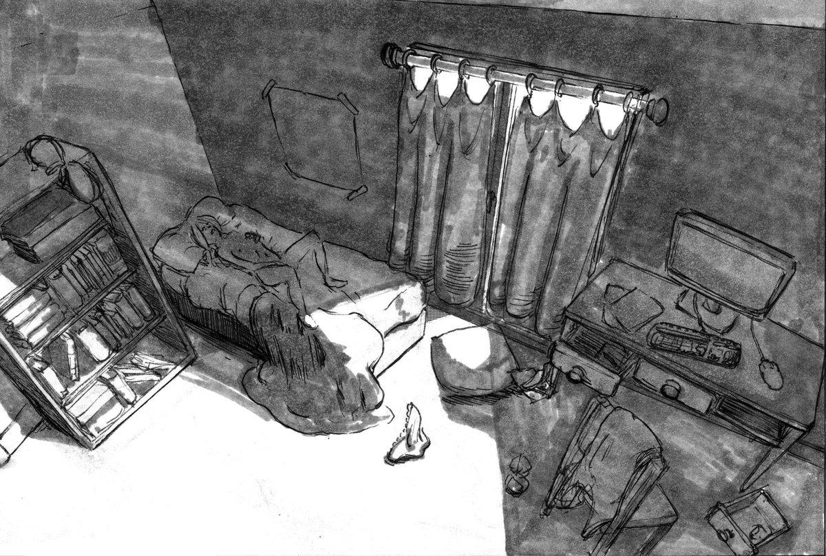 Some work I did for artschool - - #mangastyle #manga #art #arte #artwork #dibujos #sketchbook #sketch #drawingoftheday #ballpointpenart #animestyle #penart #illustrator #illustration #drawings #doodle #traditionaldrawing #イラスト  #ガールズイラスト #アート #お絵かき #미술 #그림pic.twitter.com/RfueULjpBG