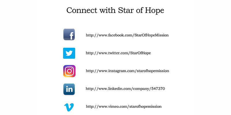 Today is World Social Media Day! Follow us on all social media platforms to see what's happening at Star of Hope!  Connect With Us: https://www.sohmission.org/about-us/connect/… #WorldSocialMediaDay #StarOfHopeMission #HomelessShelter #Houstonpic.twitter.com/DypUmQ3nUB