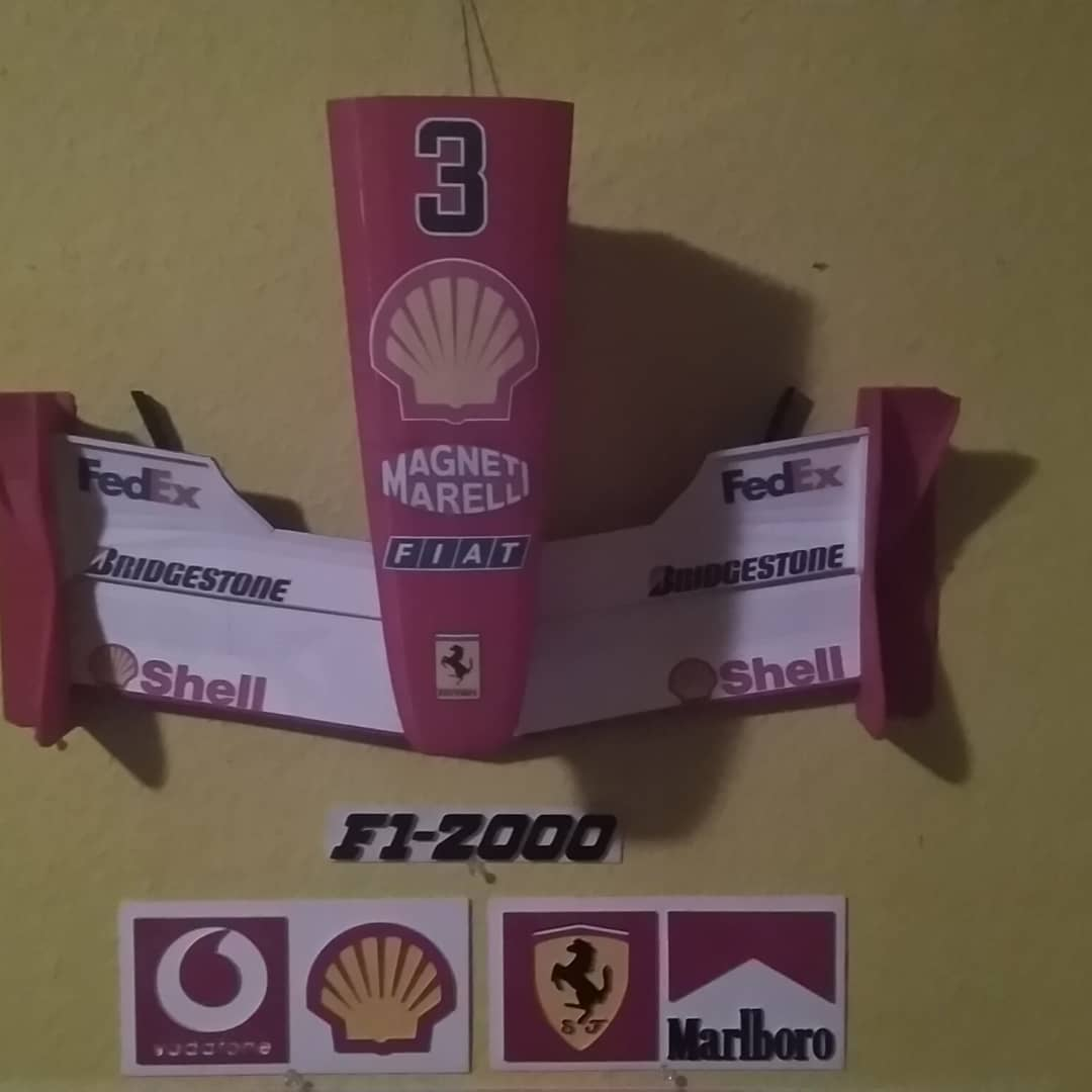 @F1 3d printed f12000 frontwing https://t.co/2Gp62Q70I8