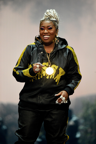 Happy birthday, @MissyElliott! What's your favorite song by her?