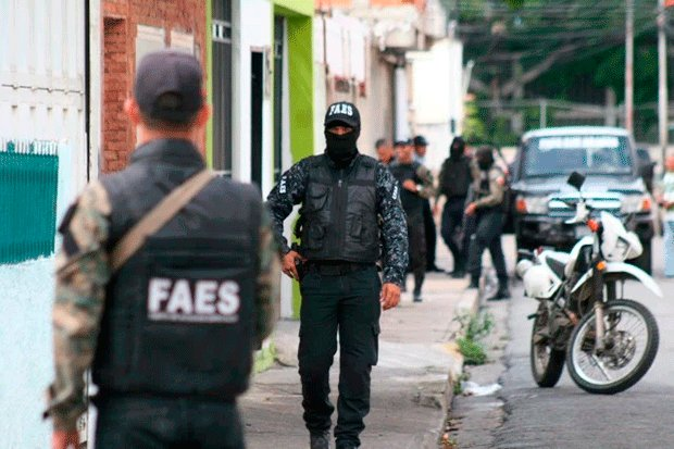 Con tres ejecuciones extrajudiciales en Barquisimeto, estado Lara, concluyó un procedimiento efectuado por funcionarios de las FAES y la BRI el #29May https://t.co/VpgYDyy48j https://t.co/laxSf5fWZJ