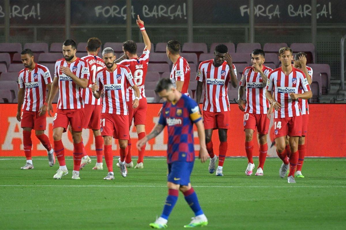 "Infinite Madrid on Twitter: ""FT: Barcelona 2-2 Atletico Real ..."