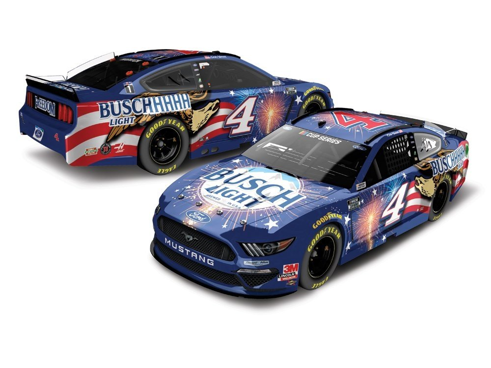 PRE-ORDER: @KevinHarvick 2020 Busch Light Patriotic Ford Mustang!   https://www.planbsales.com/searchresults.asp?Search=Kevin+Harvick+2020+Patriotic+&Submit= …pic.twitter.com/l5J8MpkbMP  by NASCAR DIECAST FANS