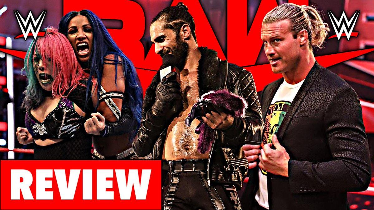 Unsere #WWERAW Review ist JETZT auf Patreon verfügbar: https://www.patreon.com/posts/wwe-raw-review-38804753…pic.twitter.com/Mp2kUqTCzT  by Spotfight - Wrestling News, Podcasts & Artikel
