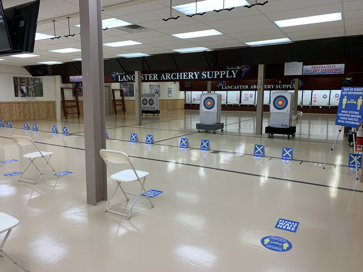 ARTICLE. Archery Programs Successfully Return to Training in a Safe Environment https://t.co/JKK73MvdeE https://t.co/qTuWRHKVXW